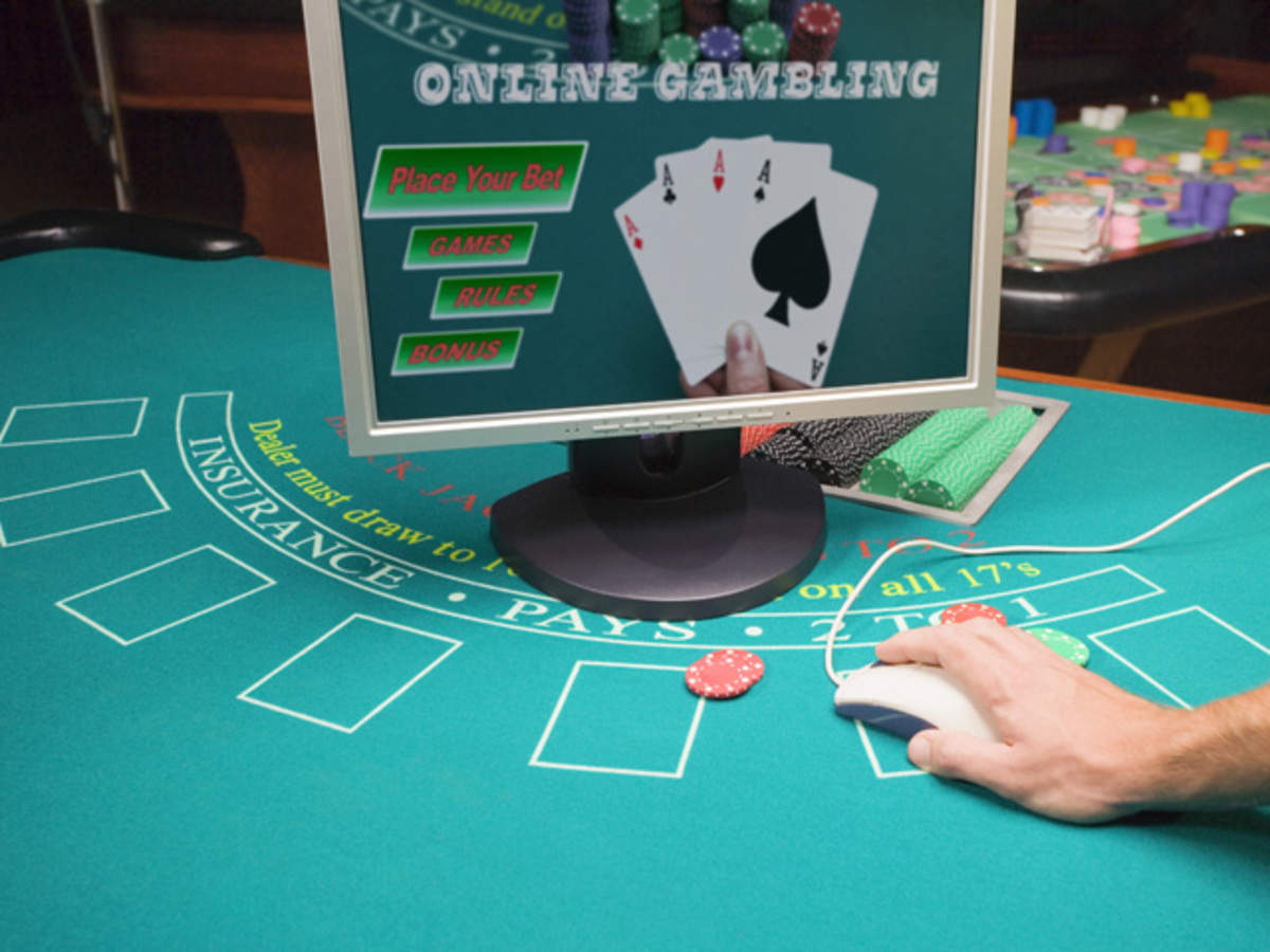 The Best Way To Develop Your Online Casino Income