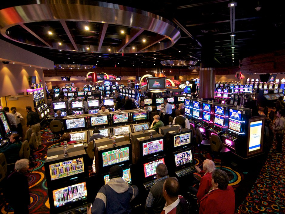 Try These Tips To Streamline Your Casino